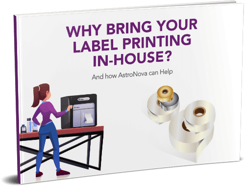 Why Bring Your Label Printing In-House?