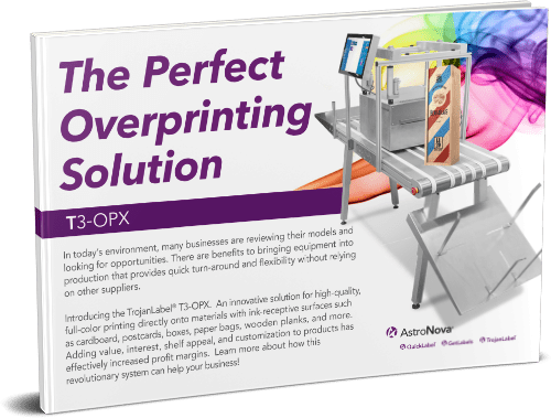 The Perfect Overprinting Solution
